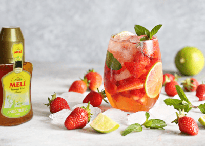 Very Berry Ice Tea