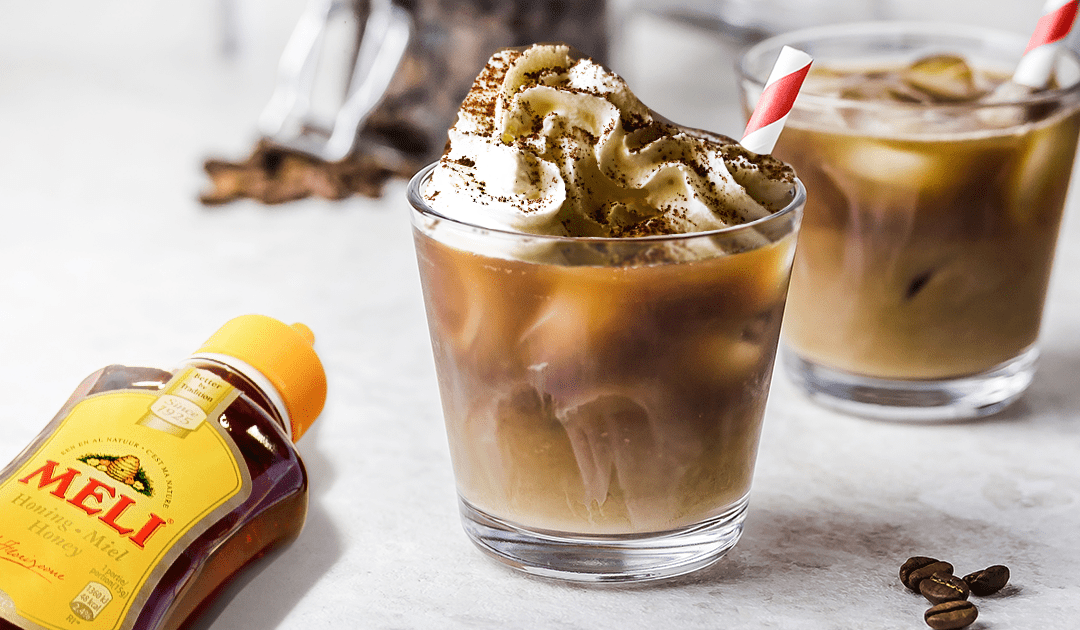 Frappuccino met honing