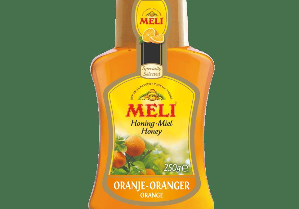 Oranjebloemhoning