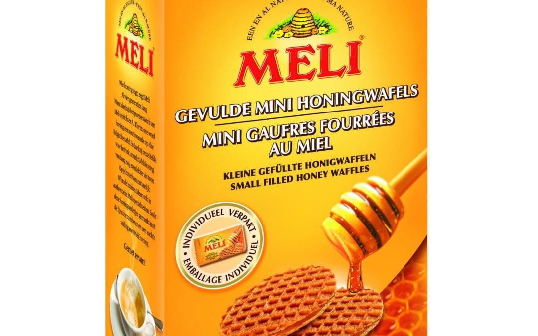 Small honey waffles