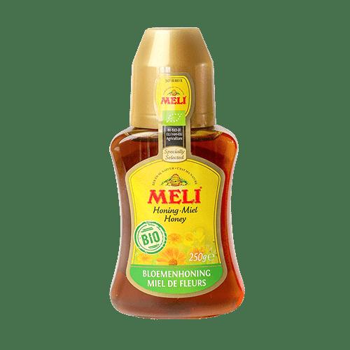 Bio floral honey