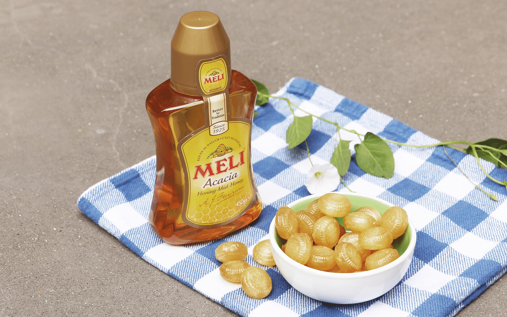 Bombes au miel