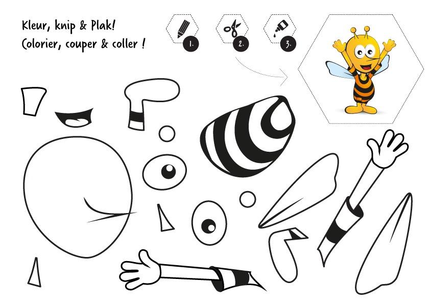 Jouer avec les abeilles