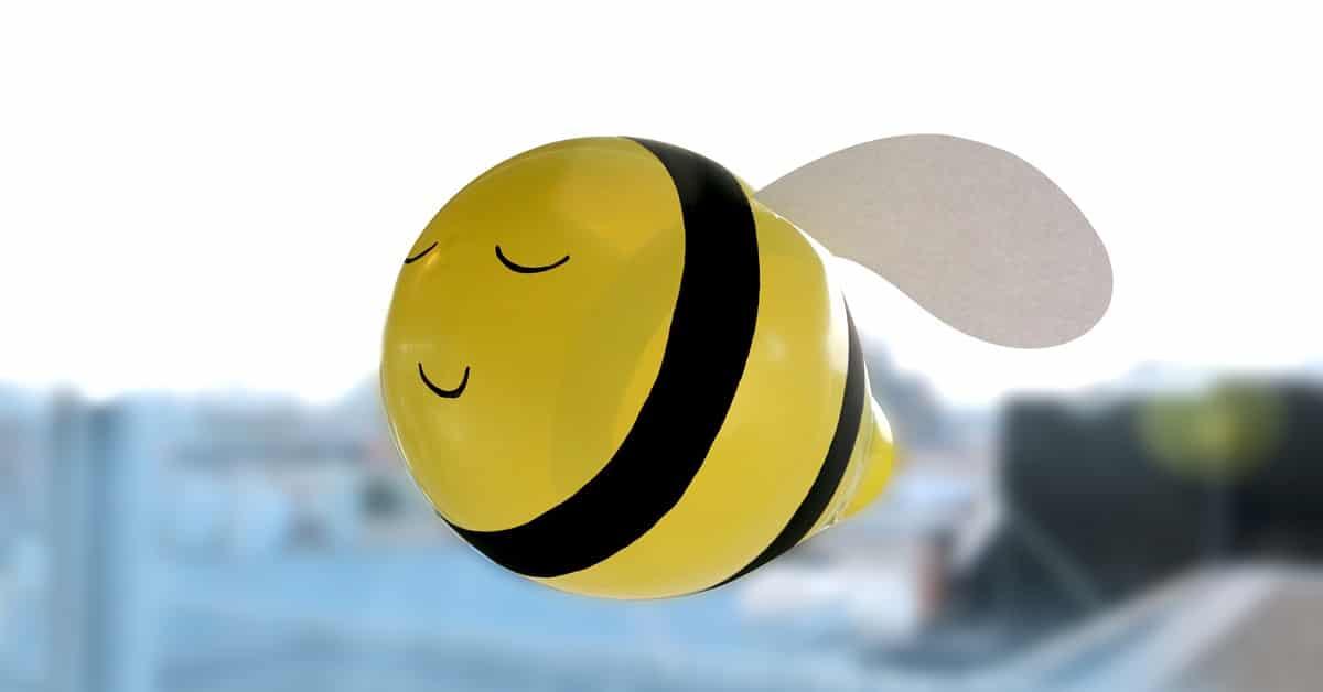 Faites votre propre abeille géante