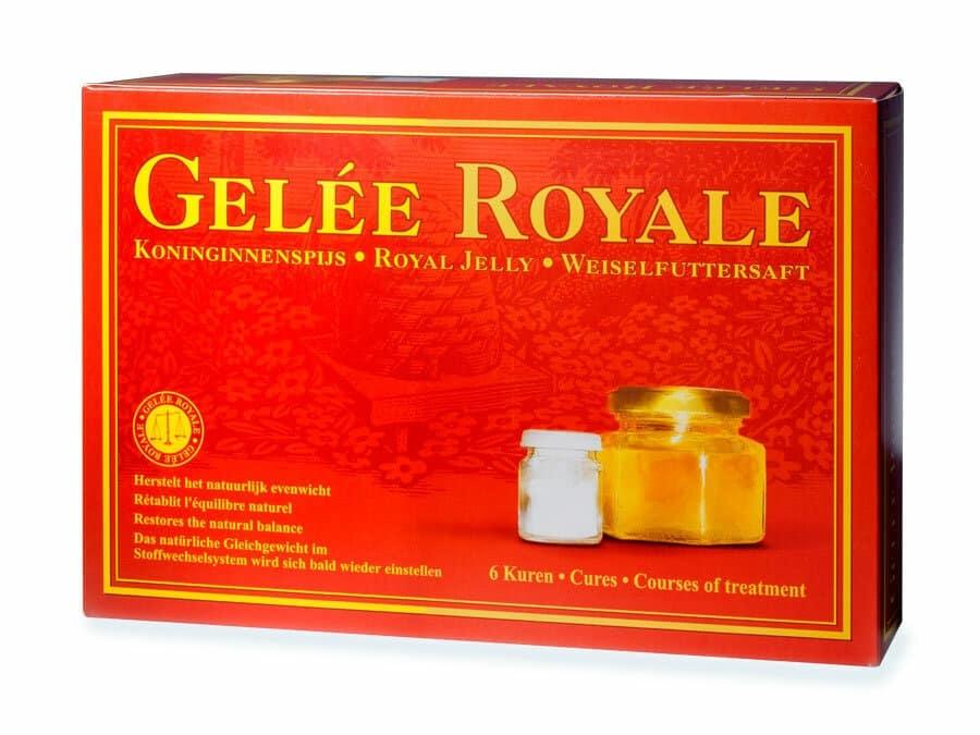 Royal jelly 6 x 100g