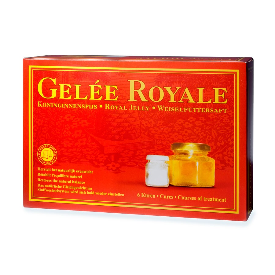 Royal jelly 6 x 100g