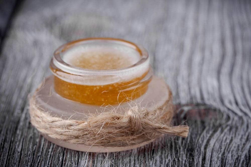 Le miel comme produit cosmétique