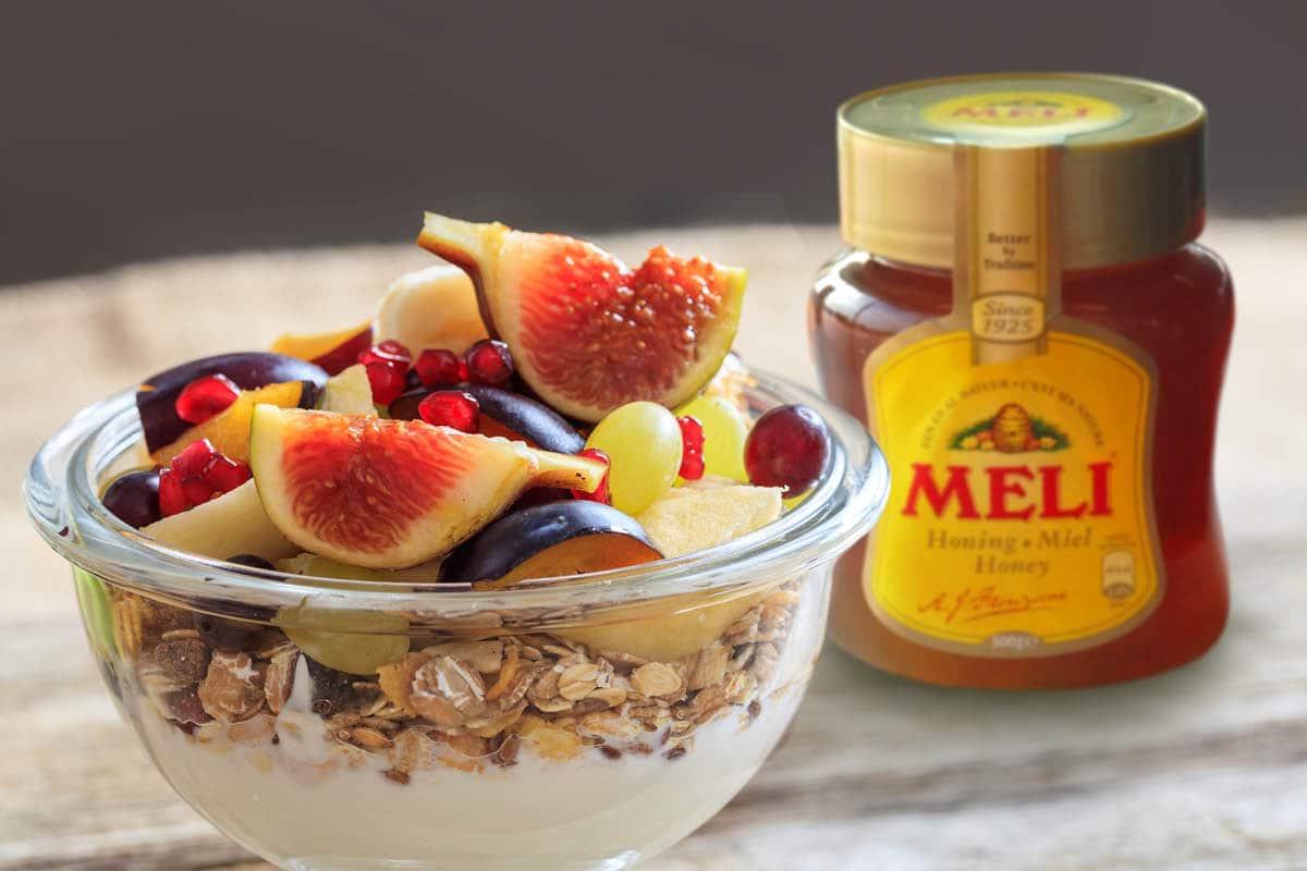 3 goûters au miel Meli