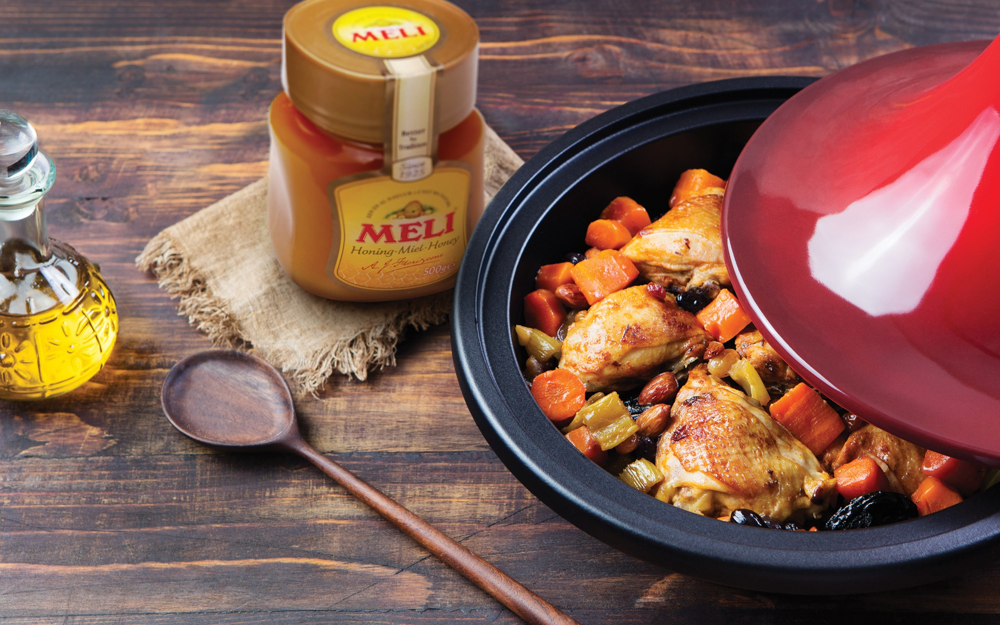 Tajine feel good au poulet