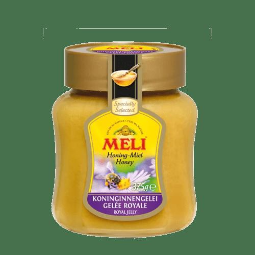 Honing met koninginnengelei