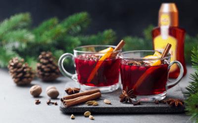 Vin chaud & une variante sans alcool