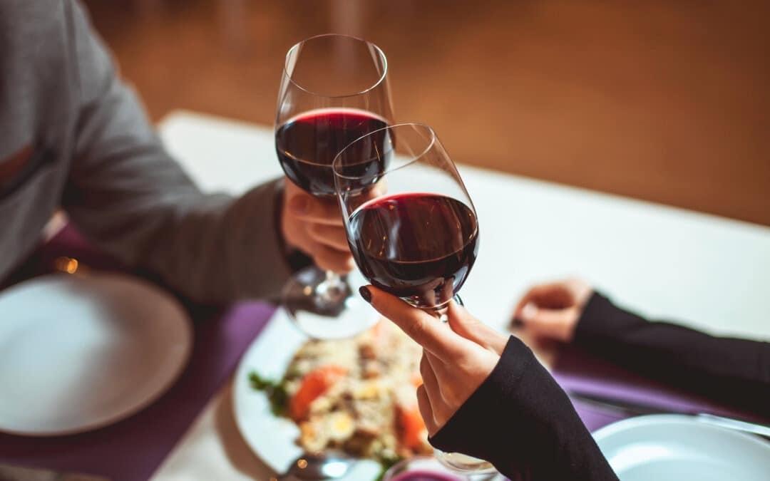 Menu trois services pour un repas de nouvel an tardif