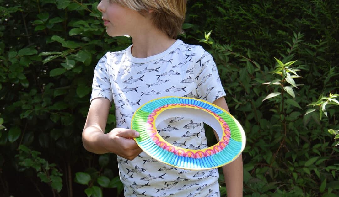 Maak je eigen frisbee